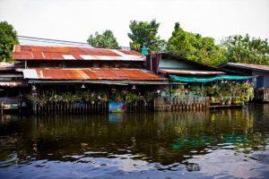 Bangkok Tour - Canal boat trip