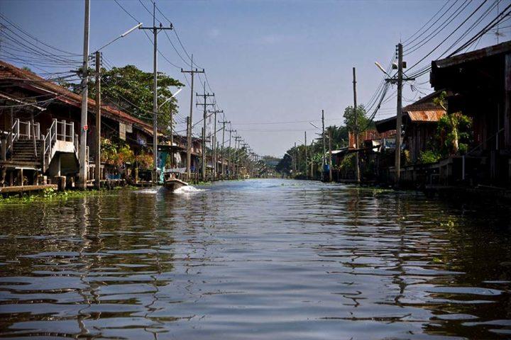 Bangkok Tour - Chao Phraya boat ride