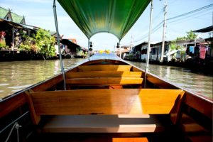 Bangkok Tour - Chao Phraya ride