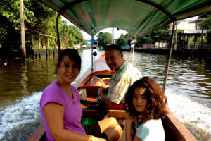 Bangkok Tour - River Family Tours