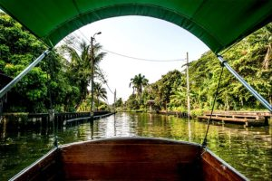Bangkok Tour - Sunset Boat Trip